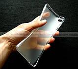 Противоударный силиконовый бампер чехол Lenovo Tab 4 7.0 tb 7504X эластичный, фото 4