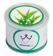 Воск для депиляции Чайное дерево Konsung 500 гр.Water soluble Wax