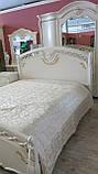 Спальня CF 8653 белая Милана Акция на комплект, фото 6