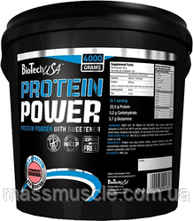 Протеин BioTech USA Protein Power 4000g