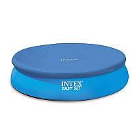 Тент защитный для круглых бассейнов диаметром 366 см Intex