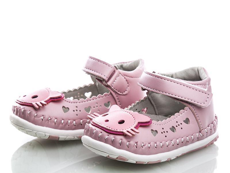 Детские пинетки розовые, MaiQi