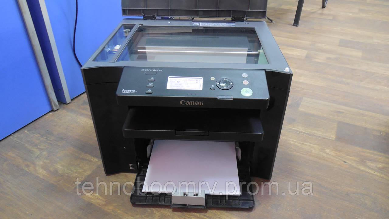 Canon i-SENSYS MF4410/3в1, МФУ / Лазер(ч/б) / 23 стр/мин/Состояние - Б 3