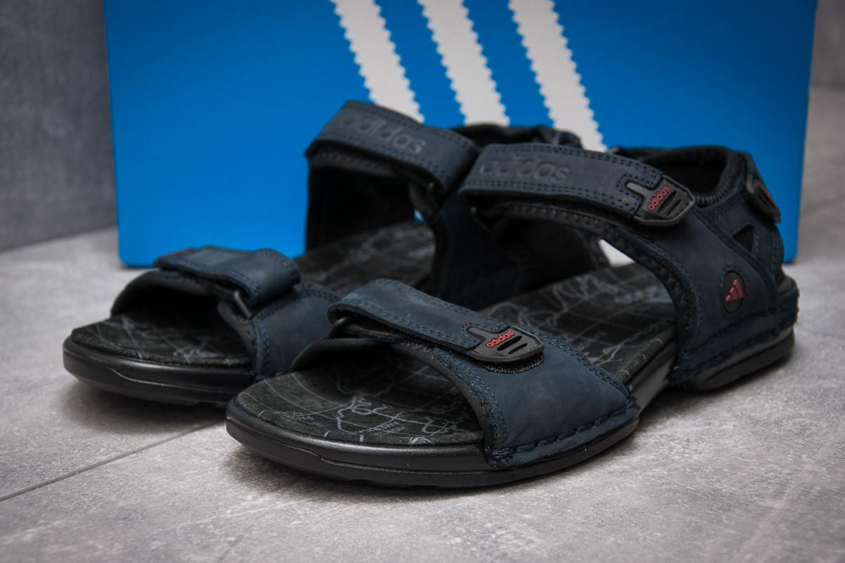 Сандалии мужские   Adidas Summer, темно-синий (13316),  [  41 (последняя пара)  ] (реплика)