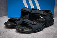 Сандалии мужские   Adidas Summer, темно-синий (13316),  [  41 (последняя пара)  ] (реплика), фото 1