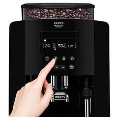 Кофемашина Ekspres Krups EA8170 (технология Quattro Force, давление 15 бар) , фото 3