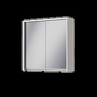 Зеркальный шкаф Ювента Savona SvM-70 белый