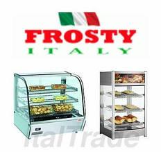 Витрины тепловые Frosty (Италия)