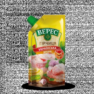 """Горчица Верес """"Українська міцна"""" 120г"""