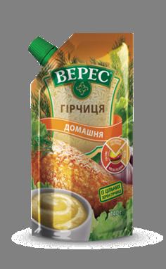 "Горчица  ""Домашняя"" 140г ""Верес"""