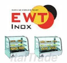 Витрины тепловые EWT Inox (Китай)