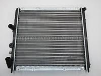 Радиатор охлаждения двигателя на Рено Кенго 1.9D (97>) 1.5 dci (2001-2002) (478X439X42) THERMOTEC - D7R002TT