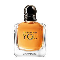 Giorgio Armani Emporio Armani Stronger With You туалетная вода 100 ml. (Тестер Джорджио Армани Стронгер Виз Ю)