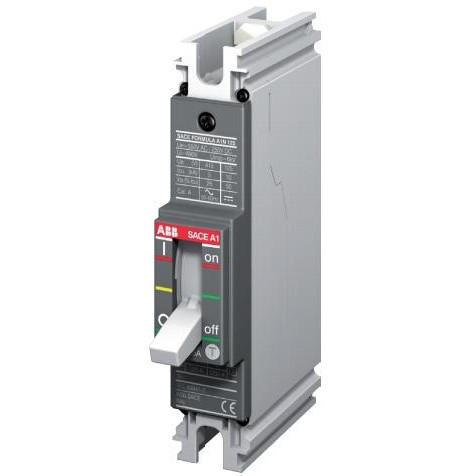 Автоматический выключатель ABB Formula A1C 125 TMF 25-400 1p F F, 1SDA066487R1