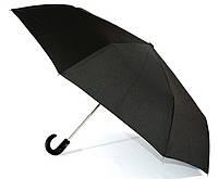 Мужской зонт Три Слона Ручка крюк кожа, купол 116 см (полный автомат), арт. M8850