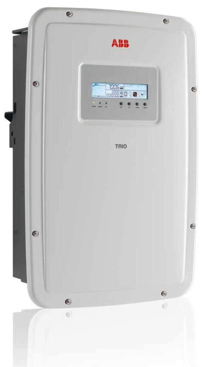 Инвертор ABB TRIO- 5,8-TL-OUTD-S (5,8 кВт, 3 фазы /1 трекер)