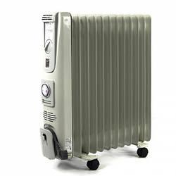 Радиатор масляный Н 1220 (2.0 кВт) Термия