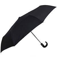 Средний мужской зонт с крюком Три Слона Антиветер (полный автомат), арт. M5600