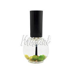 Цветочное масло для кутикулы Naomi Апельсин 15 мл