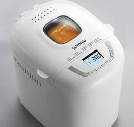 Хлібопічка Gorenje BM 910 W II BM1349 (хлібопічка для дому)