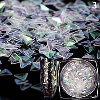 """Декор для нігтів 3D """"Діамант"""""""