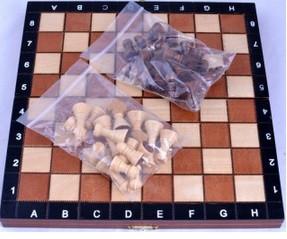 Шахматы Ручная работа 3015Е (26х26см)
