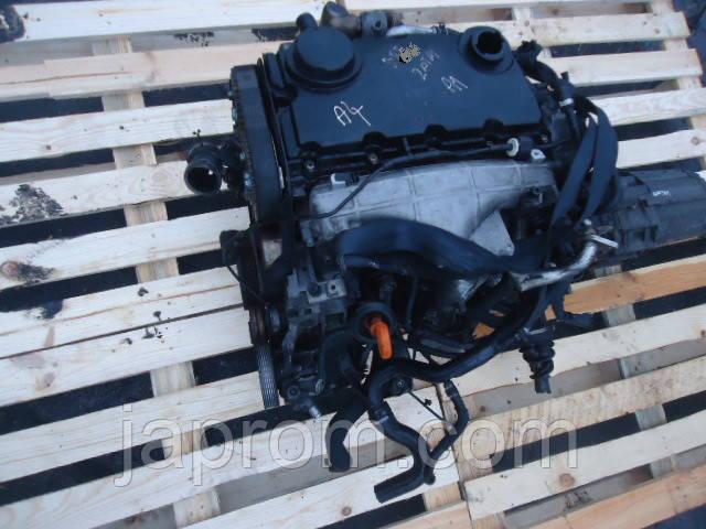 Мотор (Двигатель) Audi A4 B7 A6 C6 2.0TDI BVG BVF 126л.с 2006r