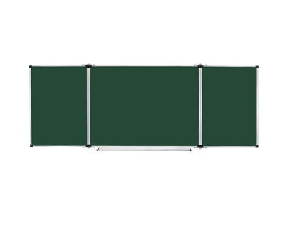 Доска для мела TCO 100х400 5 поверхностей