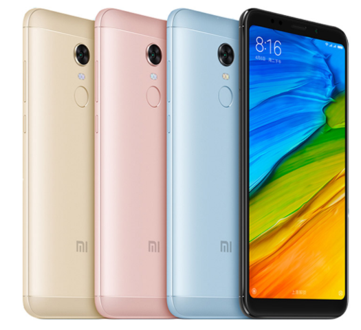 "Xiaomi Redmi 5 Plus + чехол 3/32Gb 5.99"" Full HD / Snap625 / 3Гб / 32Гб / 12Мп / 4000мАч"