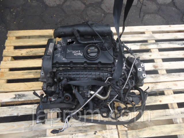 Мотор (Двигатель) VW Passat B6 2.0 tdi 140л.с BKP 2007r