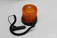 Мигалка на магните LED желтого цвета цвета 12V-24V