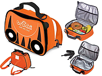 Термосумка рюкзак 2 в 1 Trunki Тигр TRUA0293