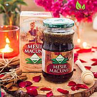 Паста Месир. Природный афродизиак. 41 компонент трав и специй с медом