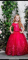 Детское нарядное платье для девочек, фото 1
