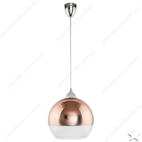 Светильник подвес Nowodvorski 5763 медный GLOBE S