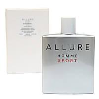 ✅ Тестер (tester) мужская туалетная вода Chanel Allure Homme Sport 100 ml (Аллюр Хом Спорт) ✅