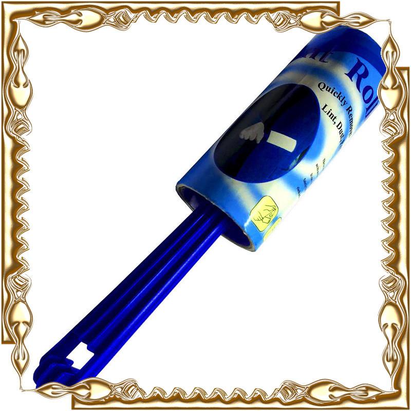 Ролик-липучка для чищення одягу (20 відривів) Р-20-1