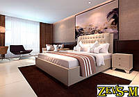 Кровать Zevs-M Каролина 160*200