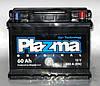 Аккумулятор автомобильный Plazma 6СТ-60 АзЕ Original