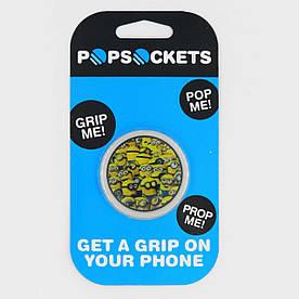 Держатель для смартфона PopSocket C163 Minion