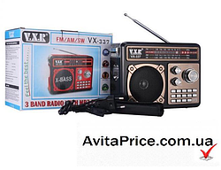 Радиоприемник VX-337