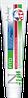 Зубная паста N-Zim Fito 100мл для комплексного ухода за зубами и деснами