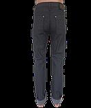 Джинсы мужские Franco Benussi FB 3203-713 серые, фото 4