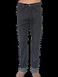 Джинсы мужские Franco Benussi FB 3203-713 серые, фото 2