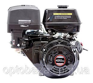 Двигатель бензиновый Loncin G420F (13 л.с.)