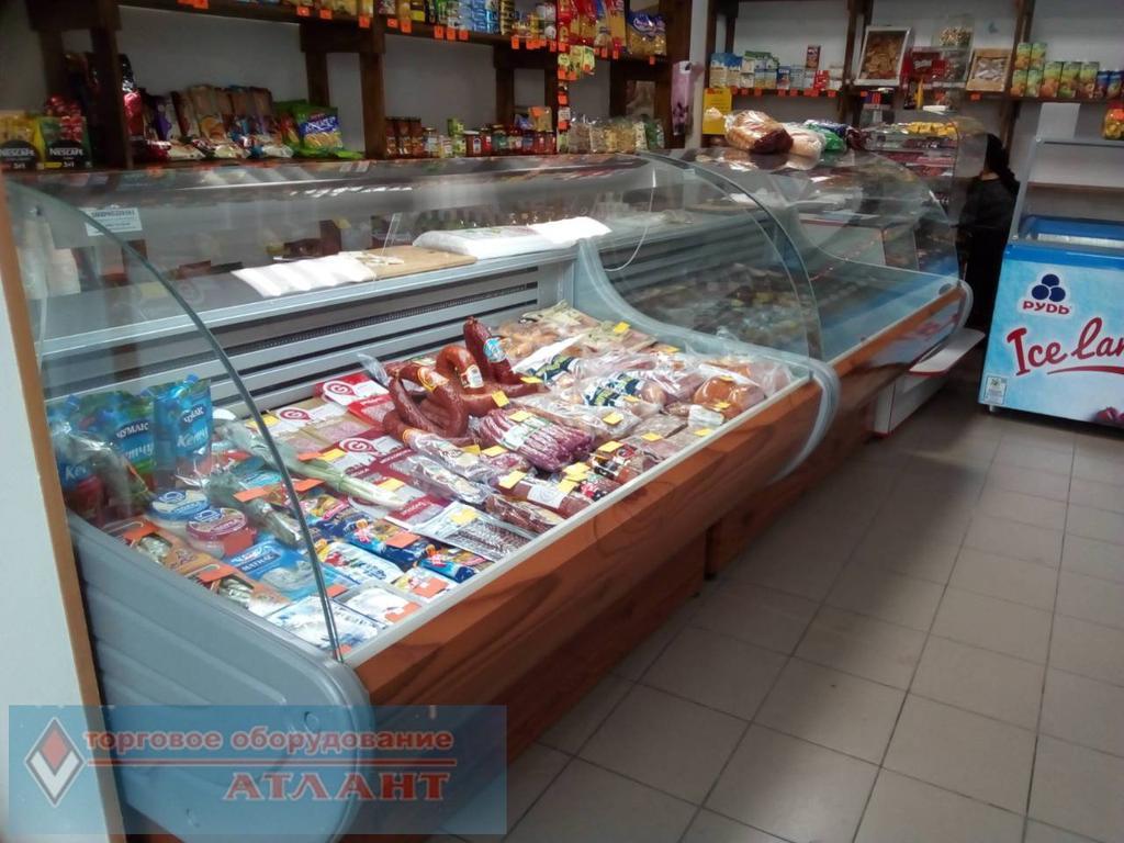 Витрины холодильные Рубин, г.Киев 2