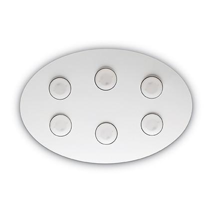 Потолочный светильник Logos PL6. Ideal Lux