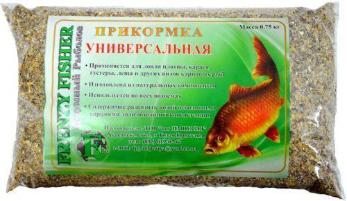 """Прикормка Frenzy Fisher """"Империя"""" для Рыбы, Универсальная, 750гр ..."""