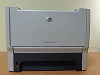 Принтер HP LaserJet P2015dn + USB кабель