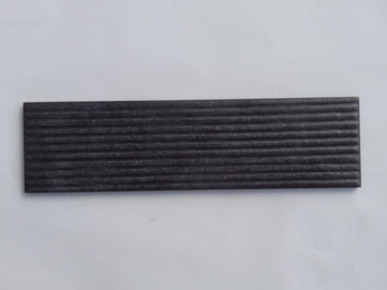 Клинкерная фасадная плитка Paradyz Bazalto B 300x81x11